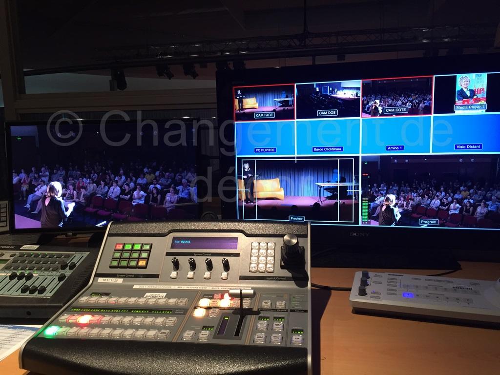 Theatre Entreprise | Outils de communication utilisées par le CNES de Toulouse