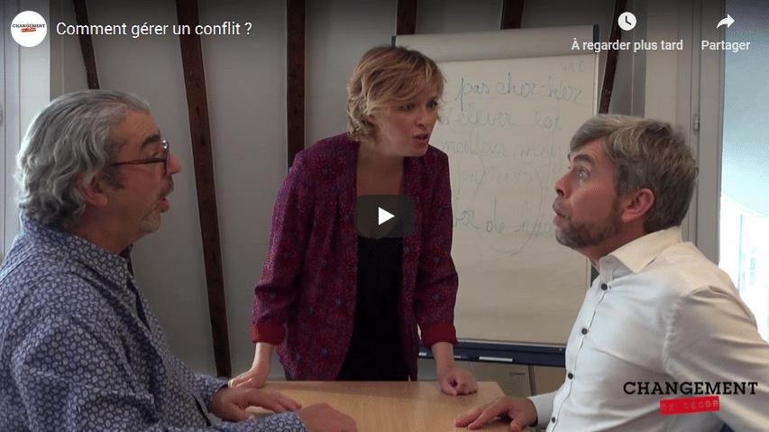 Comment gérer un conflit en entreprise ?