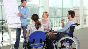 Handicap - spectacle interactif