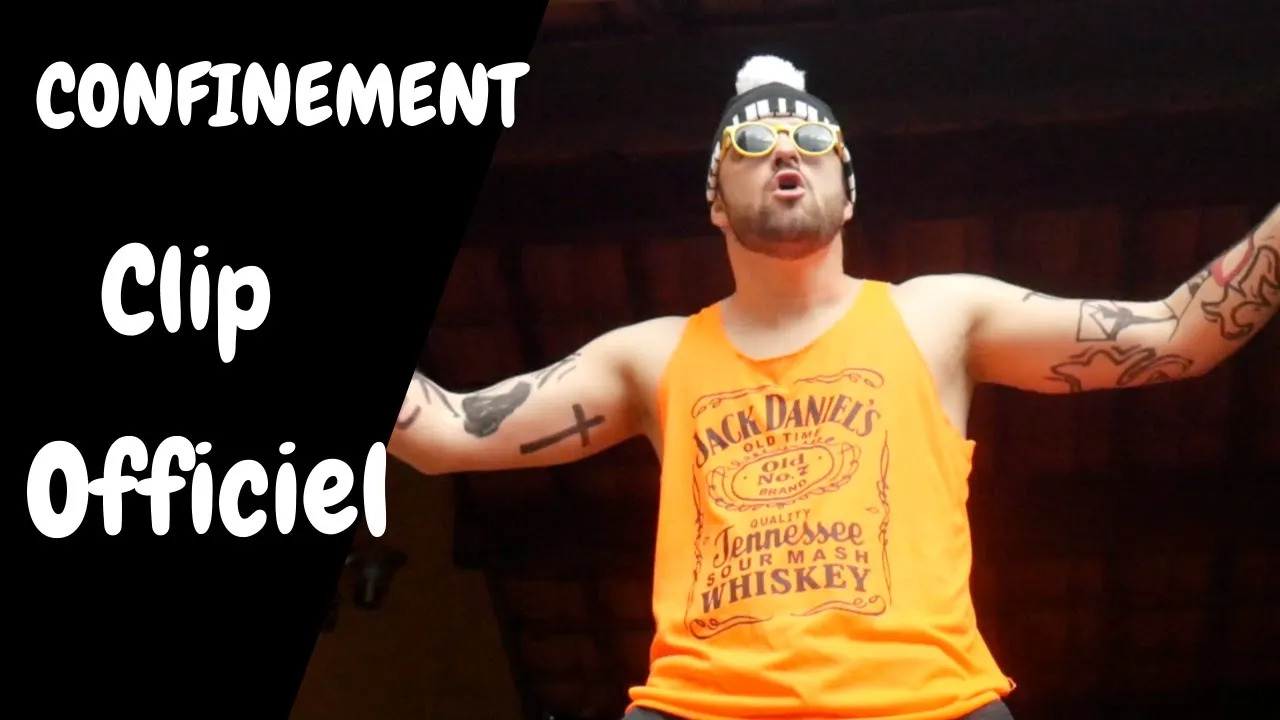 CONFI NEMENT (Official Video)